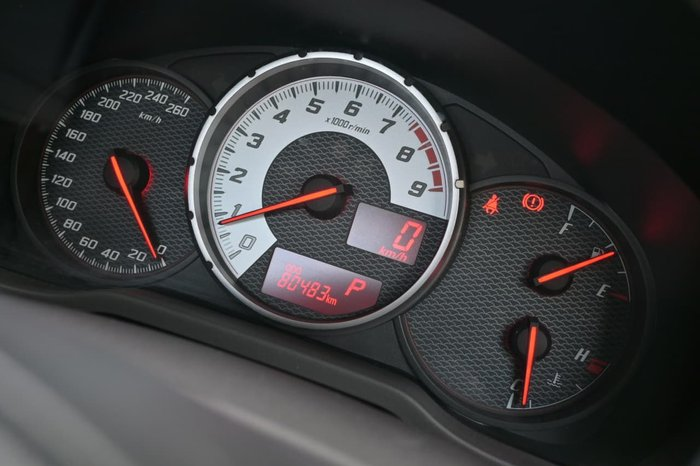 2013 Toyota 86 GTS ZN6 MY14 Red