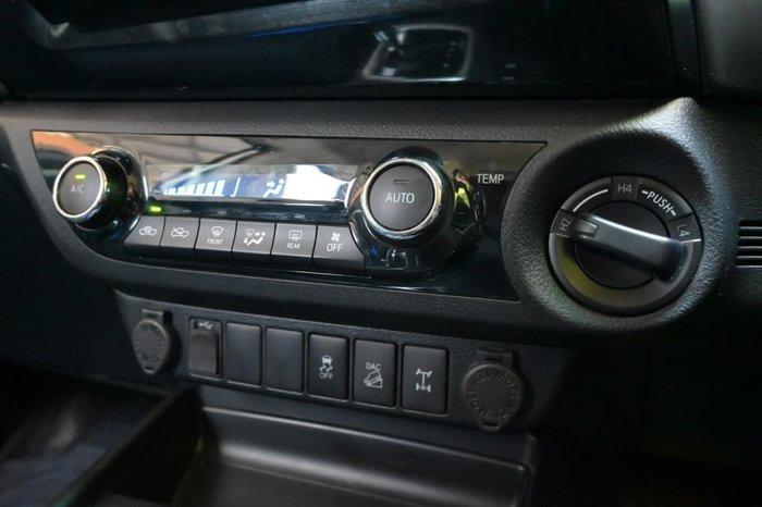 2019 Toyota Hilux SR5 GUN126R 4X4 Dual Range Silver