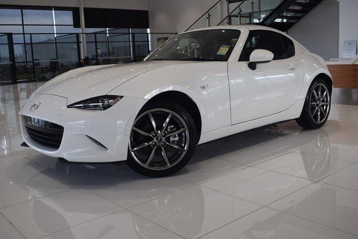 2020 Mazda MX-5 GT ND Snowflake White Pearl