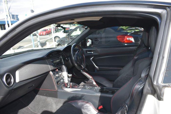 2015 Subaru BRZ Z1 MY15 Crystal White