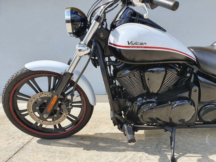 2012 Kawasaki VULCAN 900 (VN900) CLASSIC White