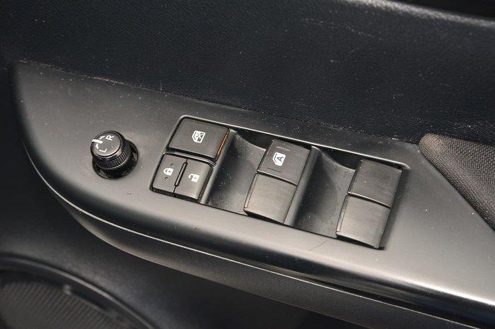 2017 Toyota Hilux SR GUN126R 4X4 Dual Range White