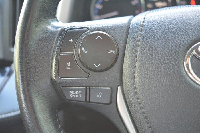 2018 Toyota RAV4 GXL ASA44R 4X4 On Demand Graphite