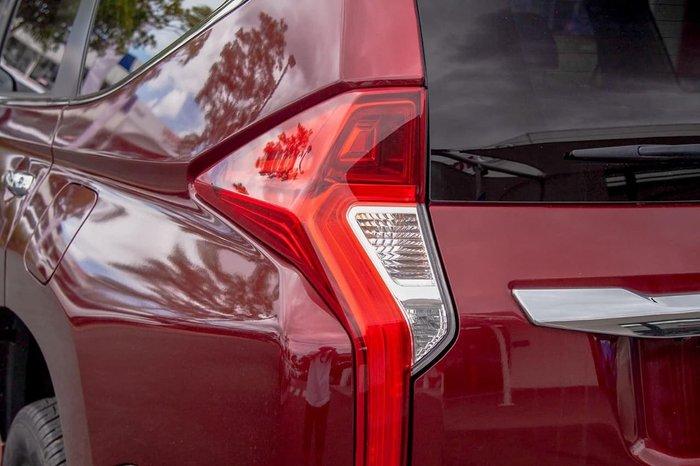 2016 Mitsubishi Pajero Sport Exceed QE MY16 4X4 Dual Range Red