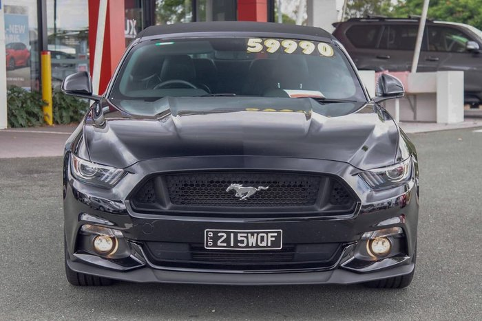 2016 Ford Mustang GT FM Black