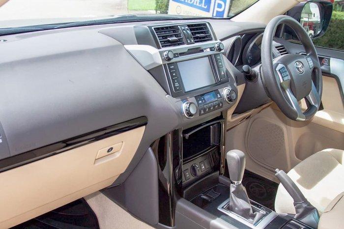 2016 Toyota Landcruiser Prado GX GDJ150R 4X4 Dual Range Bronze