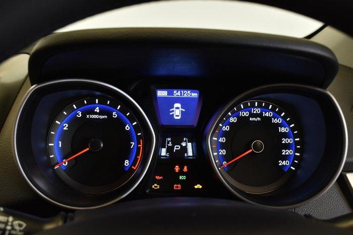2016 Hyundai i30 Active X GD4 Series II MY17 Silver