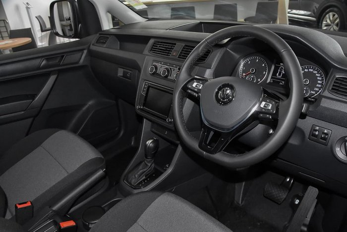 2019 Volkswagen Caddy TDI250 2KN MY20 Grey