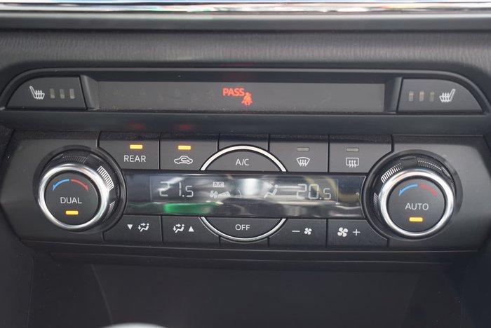 2016 Mazda CX-9 Azami TC 4X4 On Demand Black