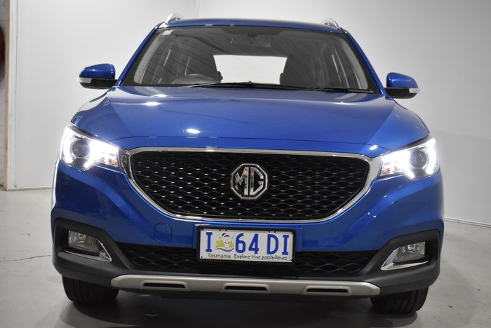 2019 MG ZS Excite Plus AZS1 MY19 Regal Blue