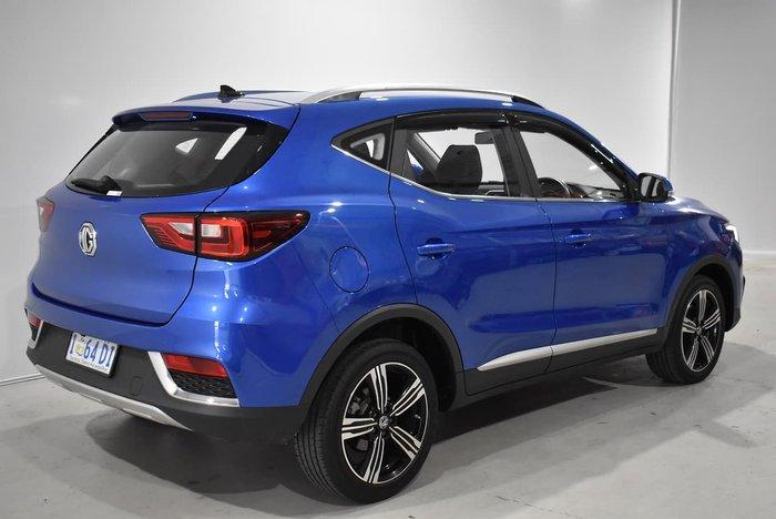 2019 MG ZS Excite Plus AZS1 MY19 Regal Blue