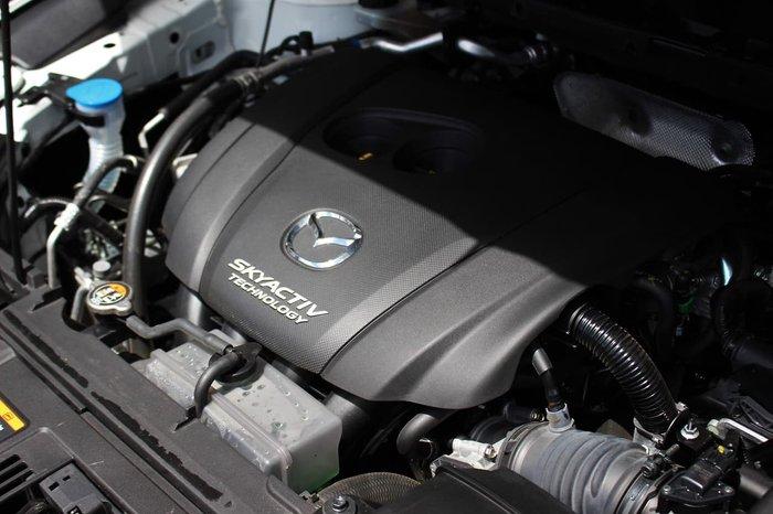 2018 Mazda CX-5 Touring KF Series 4X4 On Demand White