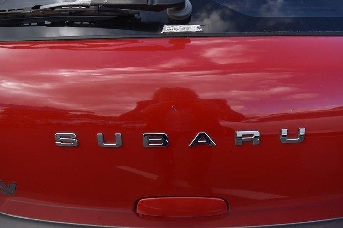 2003 Subaru Impreza RV S MY03 4X4 Dual Range Red