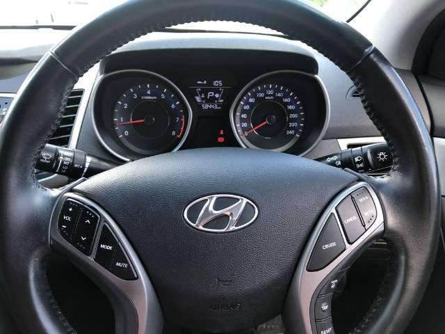 2014 Hyundai Elantra Trophy MD3 SILVER