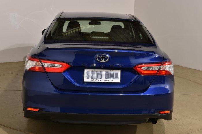 2019 Toyota Camry Ascent ASV70R Lunar Blue