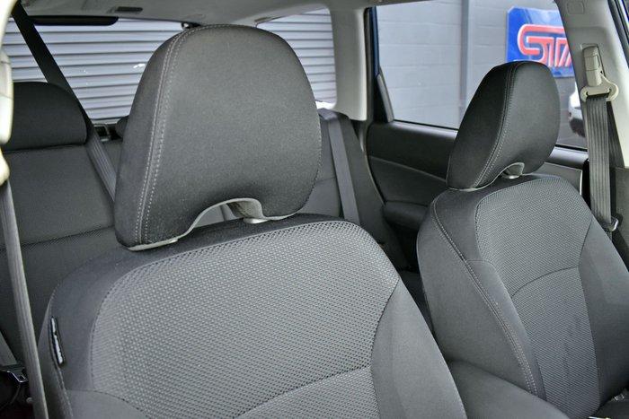 2011 Subaru Forester X S3 MY11 Four Wheel Drive Marine Blue Pearl