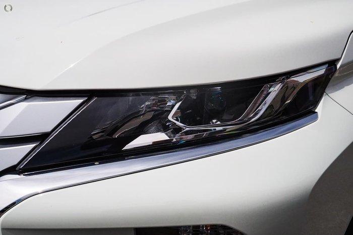 2020 Mitsubishi Triton GLX-R MR MY21 4X4 Dual Range White