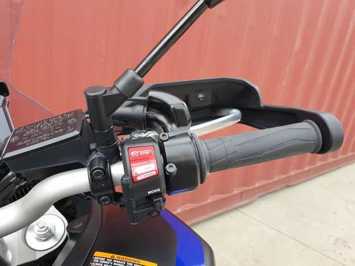 2018 Yamaha MT-09 TRACER