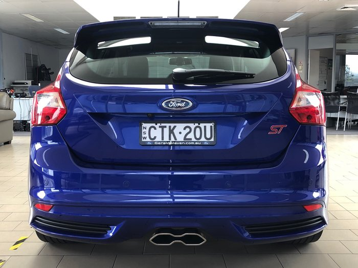 2014 Ford Focus ST LW MKII Performance Blue