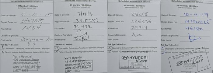 2014 Hyundai i30 Elite GD MY14 White