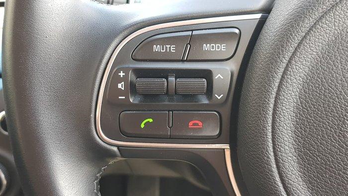 2017 Kia Sportage Si QL MY18 4X4 On Demand Blue