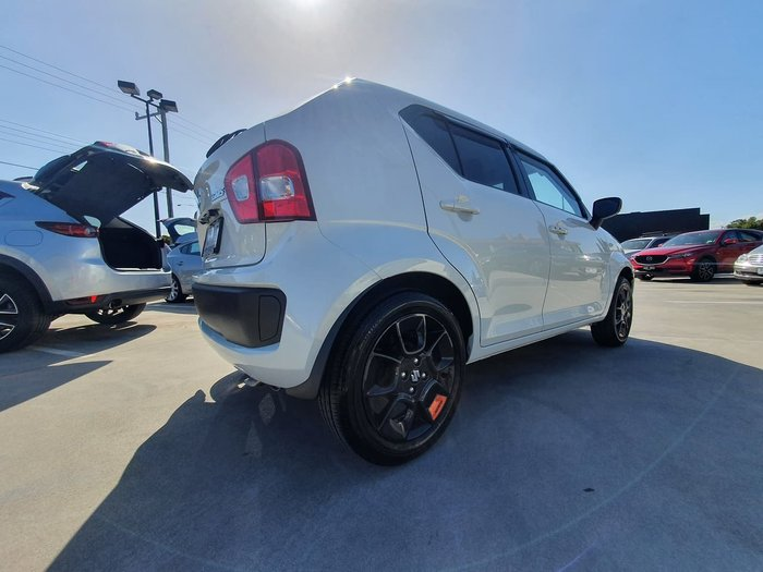 2018 Suzuki Ignis GLX MF White