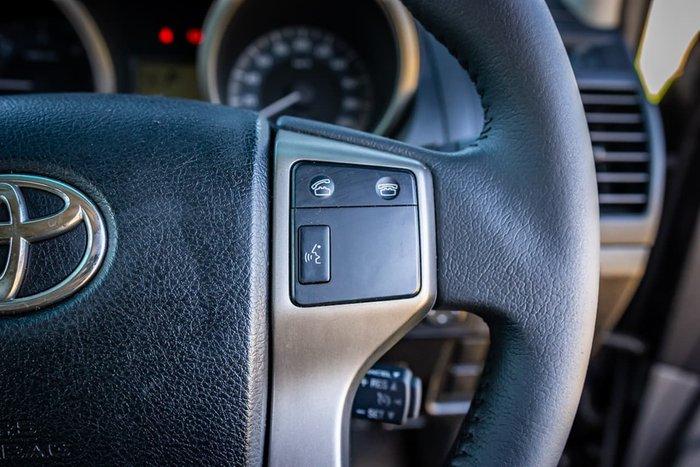 2012 Toyota Landcruiser Prado GXL KDJ150R 4X4 Constant Grey