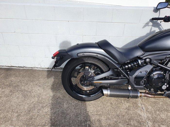 2016 Kawasaki VULCAN S Black