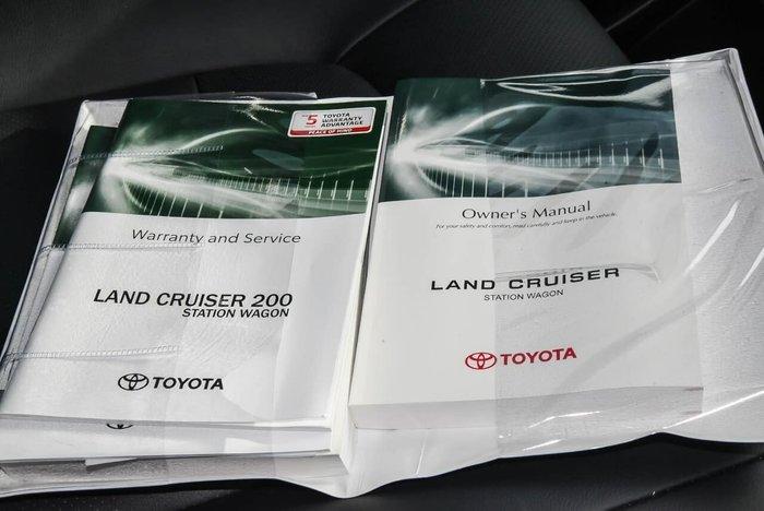 2020 Toyota Landcruiser