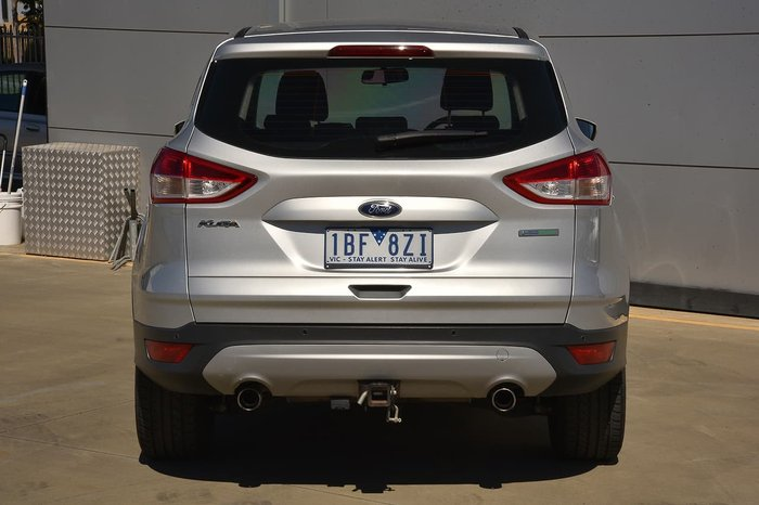 2014 Ford Kuga Ambiente TF Silver
