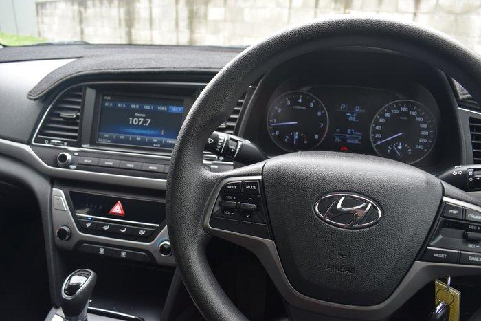 2016 Hyundai Elantra Active AD MY17 Polar White