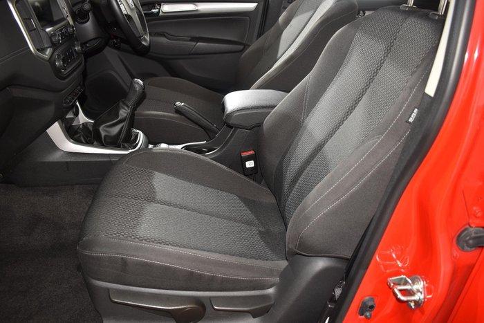 2016 Holden Colorado LTZ RG MY16 4X4 Dual Range Sizzle