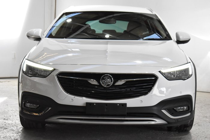 2019 Holden Calais ZB MY19 AWD White