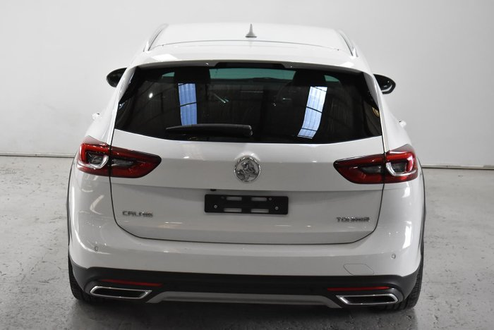 2019 Holden Calais ZB MY19 AWD White