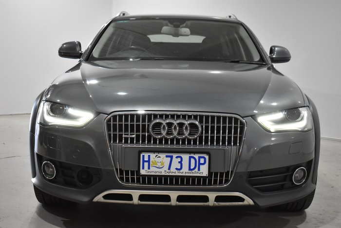 2014 Audi A4 allroad B8 MY15 Four Wheel Drive Grey