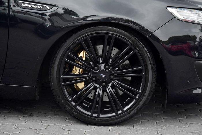 2016 Ford Falcon XR8 Sprint FG X Black