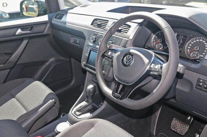 2020 Volkswagen Caddy TSI220 Trendline 2K MY20 Grey