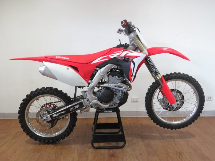 2018 Honda CRF250R RED