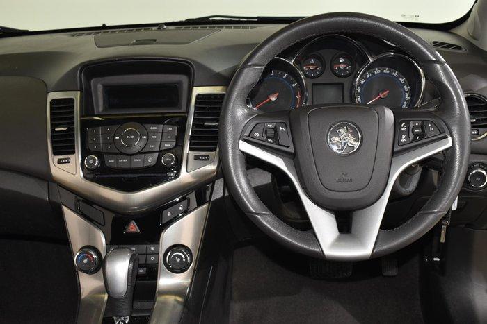 2012 Holden Cruze CDX JH Series II MY13 Satin Steel Grey