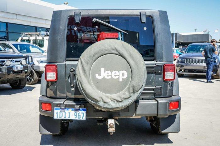 2010 Jeep Wrangler Sport JK MY10 4X4 Grey