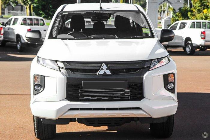 2020 Mitsubishi Triton GLX ADAS MR MY21 White