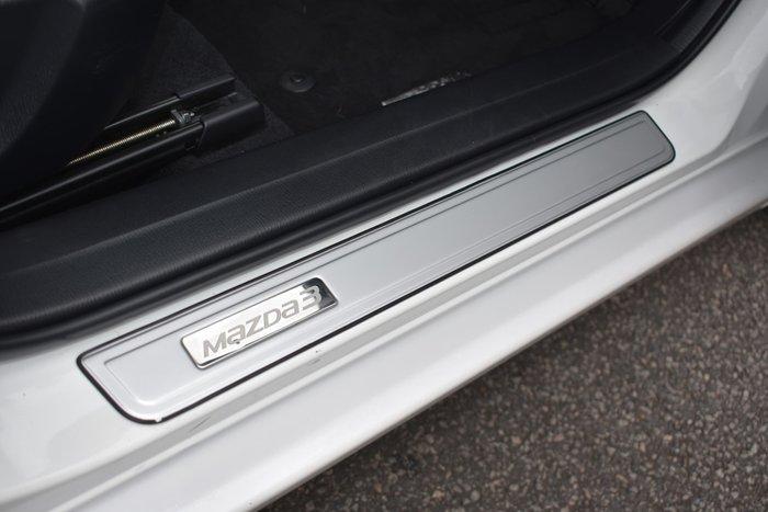 2018 Mazda 3 SP25 Astina BN Series Snowflake White Pearl
