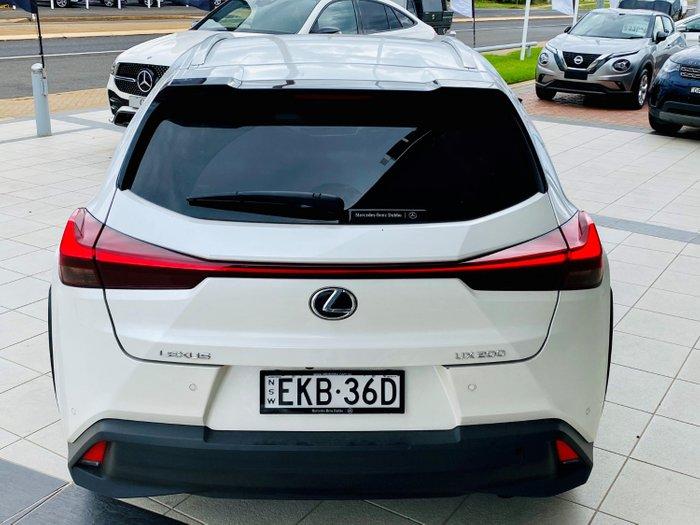 2018 Lexus UX UX200 Luxury MZAA10R White