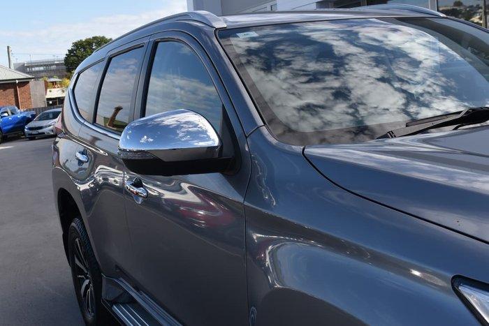 2019 Mitsubishi Pajero Sport Exceed QE MY19 4X4 Dual Range Grey