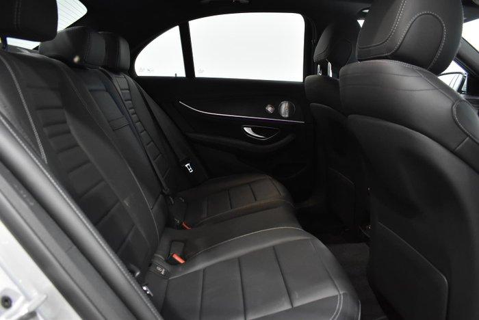 2019 Mercedes-Benz E-Class E200 W213 Iridium Silver