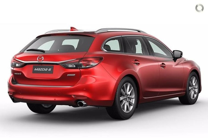 2020 Mazda 6 Touring GL Series Soul Red Crystal