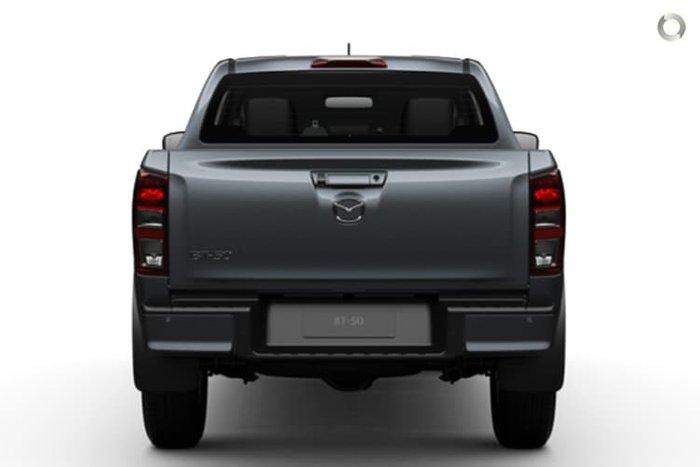 2020 Mazda BT-50 XT TF Rock Grey