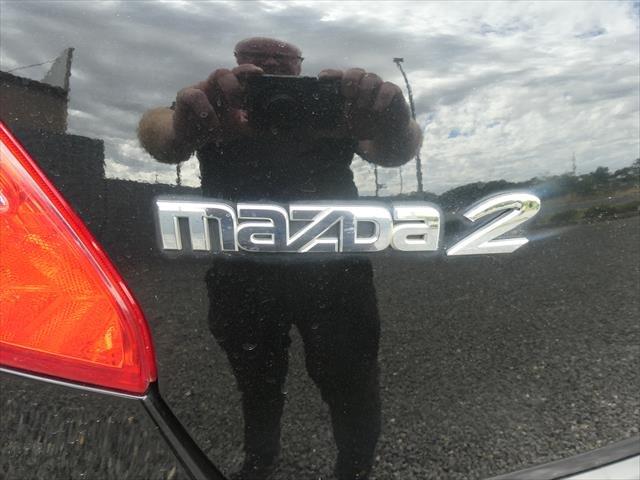2009 MAZDA MAZDA2