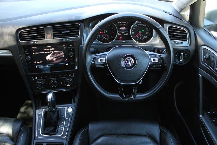 2018 Volkswagen Golf Alltrack 132TSI Premium 7.5 MY18 Four Wheel Drive Grey