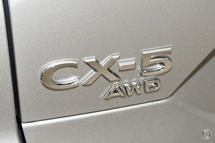 2020 Mazda CX-5 Akera KF Series 4X4 On Demand Sonic Silver